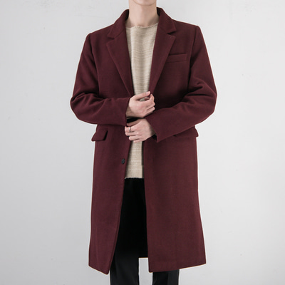 Personal Three Button Single Coat[BT1120][Ⅲ]