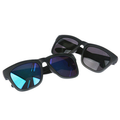 [BJ2884]Clear Solid Sunglass( 2 color Free size )