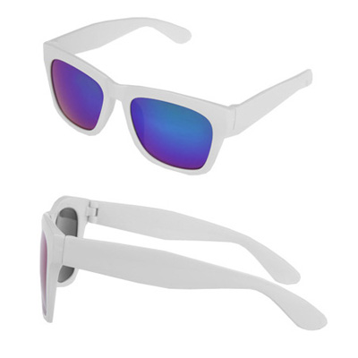 [BJ2885]White Clear Sunglass( 3 color Free size )