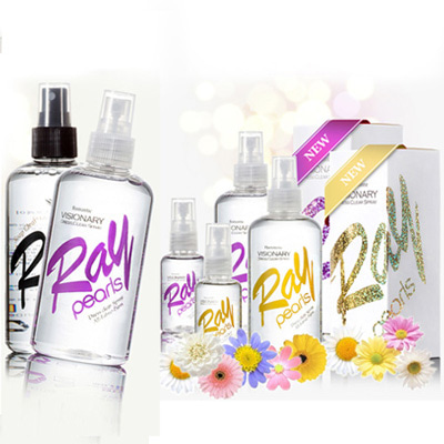 [BJ2318]Ray Pearls Perfume( 4 color Free size )