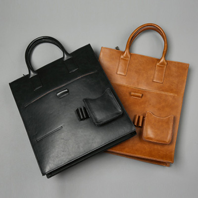 [BY0975]Multi Tote bag( 2 color Free size )