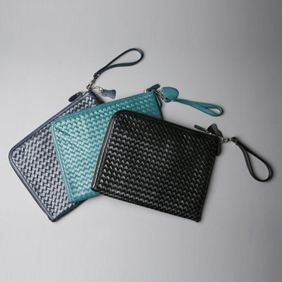 [BY2222]Mosaic Clutch( 3 color Free size )