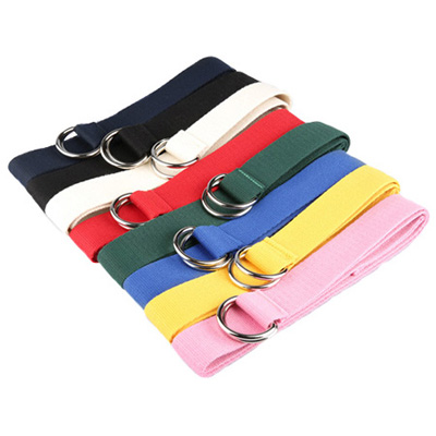 [BJ2882]Label Cotton Belt( 8 color Free size )