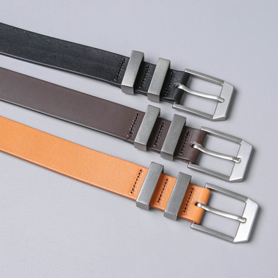 [BE2555]Givenchy Metal Leather Belt( 3 color Free size )