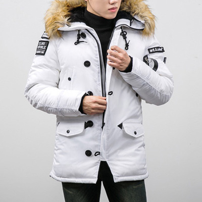 [BX1096]Alpha Racoon Parka( 1 color L/XL size )