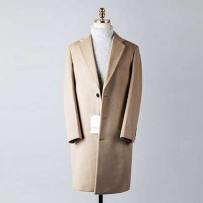 [BT2667]Cashmere Over Coat_begie( 1 color M/L 사이즈 )