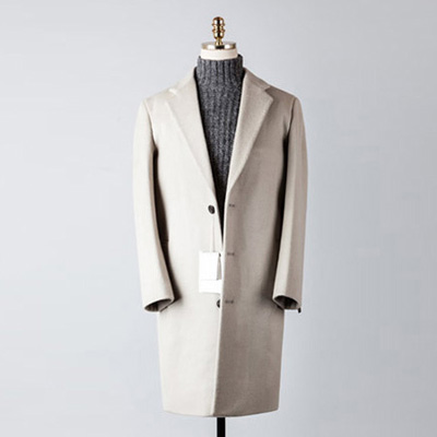 [BT2668]Cashmere Over Coat_light beige( 1 color M/L 사이즈 )