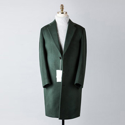 [BT2669]Cashmere Over Coat_khaki( 1 color M/L 사이즈 )