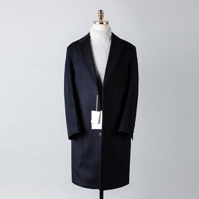 [BT2673]Cashmere Over Coat_navy( 1 color M/L 사이즈 )