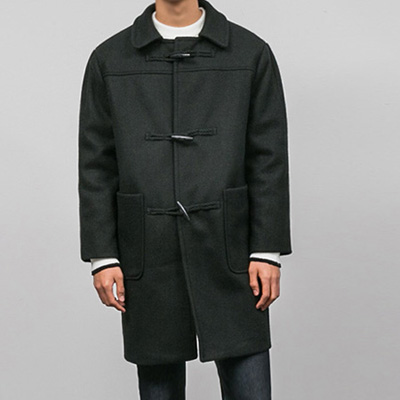 [BT2711]Envy Duffle Coat( 2 color M/L size )