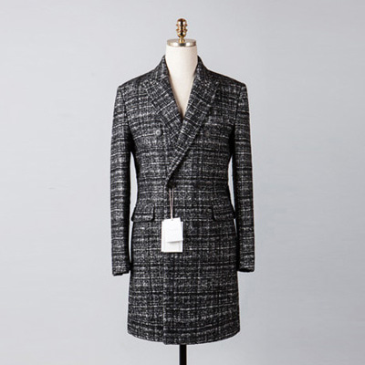[BX2851]Lingu Wool Double Coat( 1 color M/L size )