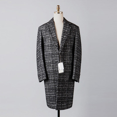 [BX2852]Lingu Wool Over Coat( 1 color M/L size )