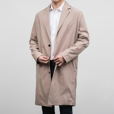 [BB0878]Pitch Long Coat( 3 color M/L size )