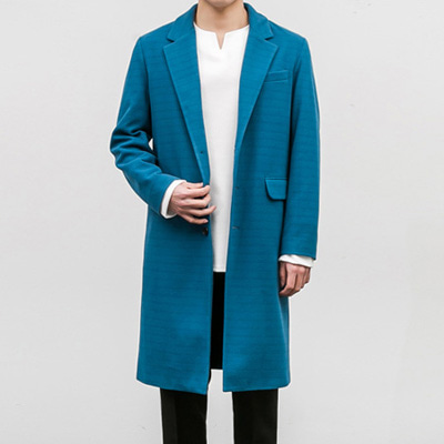 [BB1590]Emerald Stripe Single Coat( 1 color L/XL size )