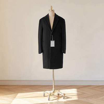 [BT2770]Siena Cashmere Over Coat_black( 1 color M/L/XL size )