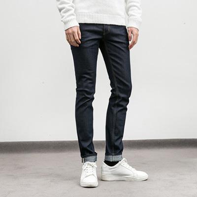 [BA1166]Objet Selvedge Jeans( 1 color S~XL size )