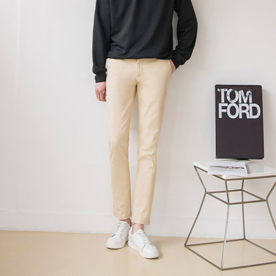 [BE0531]Six Chino Cotton pants( 6 color S~XXL size )