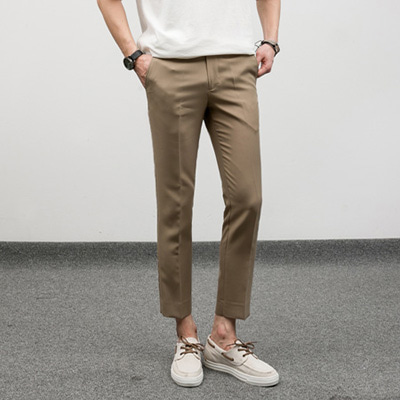 [BF2443]Miracle Linen Slacks( 1 color S~XL size )