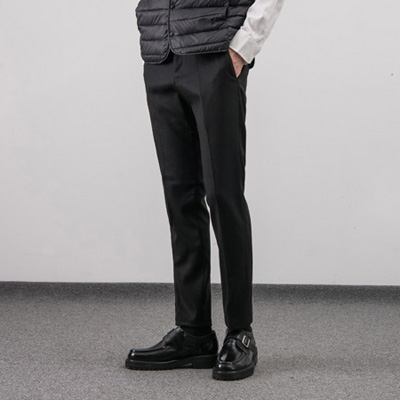 [BX0122][f/w]Twin Wool Slacks( 3 color S~XL size )