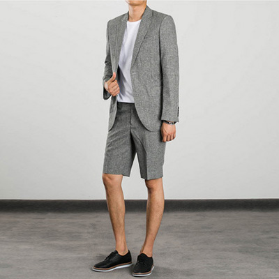 [BL1382]Technical Half Suit( 1 color S~XL size )