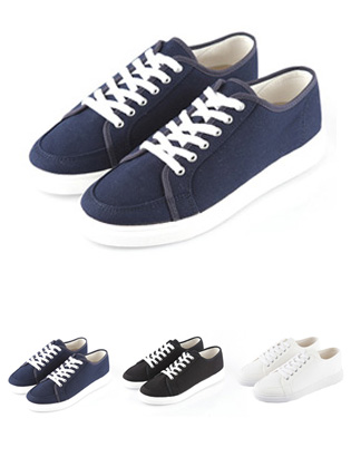 [BJ2362]Kennett Sneakers( 3 color 250~280 size )