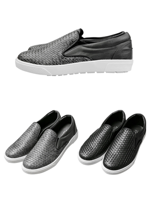 [BL2748]Morning Slip-on ( 2 color 250~280 size )