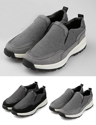 [BP2206]Griffin Slip-on( 2 color 250~280 size )