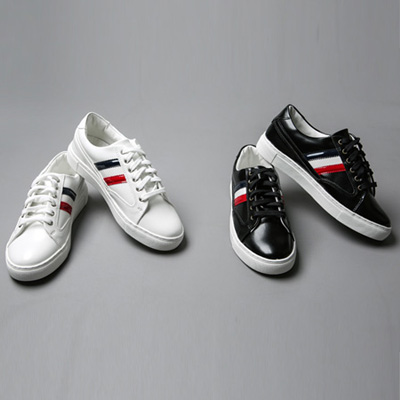 [BP0240]Two Line Sneakers( 2 color 250~280 size )