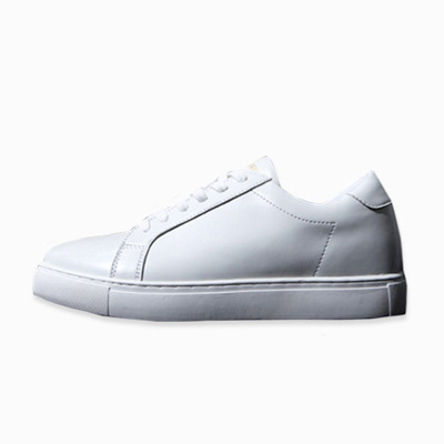 [BP2391]7cm Hayo Leather Sneakers [handmade]( 1 color 250~280 size )