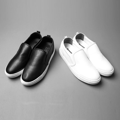 [BT1862]Miro Slip-on( 2 color 250~280 size )