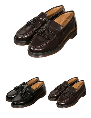 [BL1315]Peron Tassel Loafer( 2 color 250~280 size )