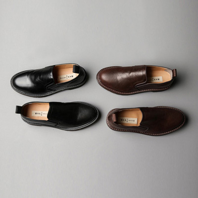 [BY2859]Semi Plain Shoes( 2 color 250~280 size )