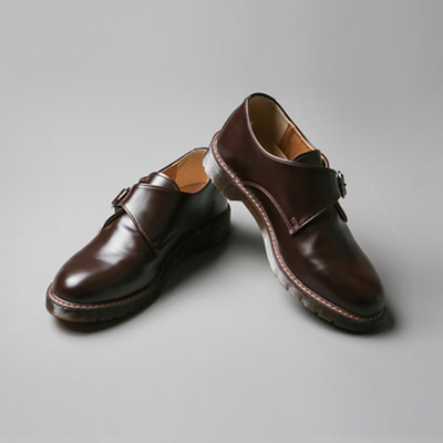 [BC2275]belted Shoes( 2 color 250~280 size )