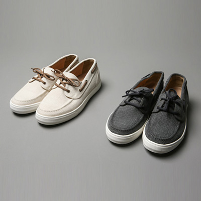 [BE0530]Callin Boat Shoes( 2 color 250~280 size )