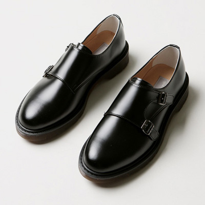 [BL0382]Velcro st belt Loafer( 2 color 250~280 size )