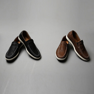 [BS2092]Ped Slip-on( 2 color 250~280 size )