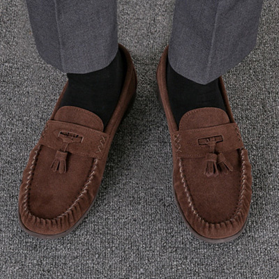 [BT1236]Tassel Suede Loafer( 3 color 250~280 size )