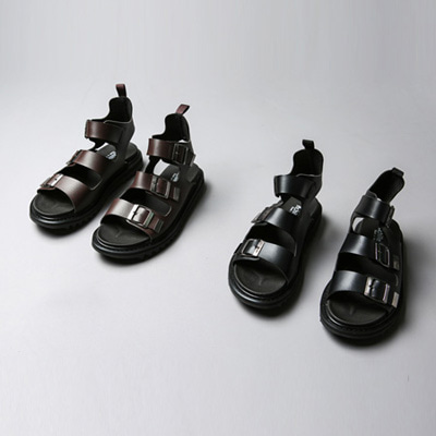 [BJ0887]Shark-sole Sandal( 2 color 250~280 size )