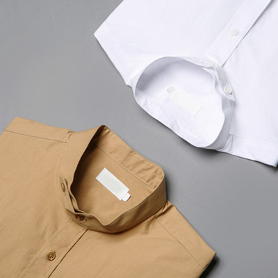[BC0221]Two Button China Shirts( 2 color M/L size )