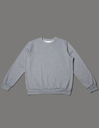 [BP0161]1+1Basic Sweatshirt( 11 color M/L size )
