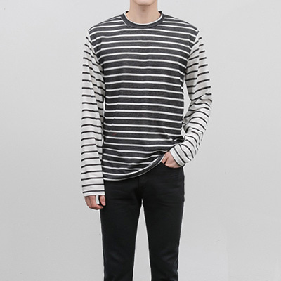 [BC0217]Voice Stirpe Tee( 3 color Free size )