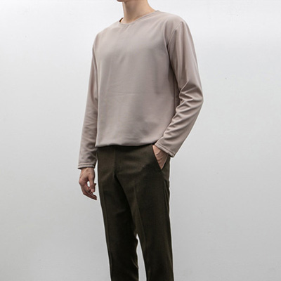[BS2086]Bleeming Tee( 4 color Free size )
