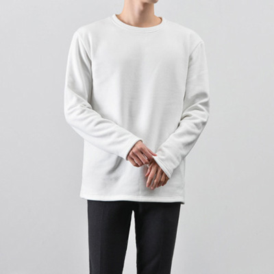 [BY1328]Mink Box Tee( 5 color Free size )