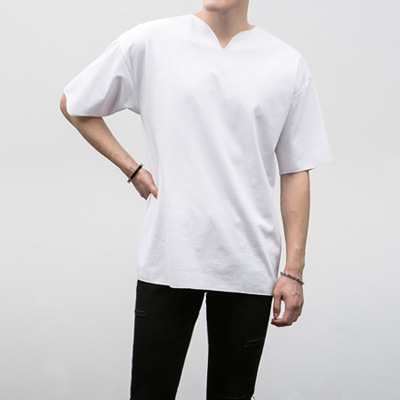 [BJ0254]Summer Ruff Tee( 4 color Free size )
