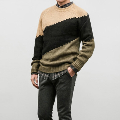 [BX2430]Color Balance Knit( 1 color Free size )