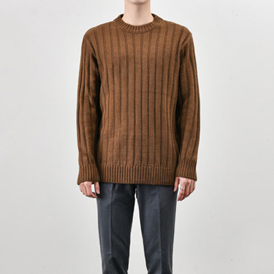 [BX1550]Valley Loose Knit( 4 color Free size )