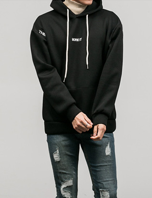 [BT1134]More Neoprene Hoody( 3 color Free size )