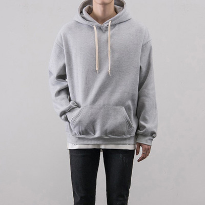 [BX0107][f/w]Box Hoody( 10 color Free size )